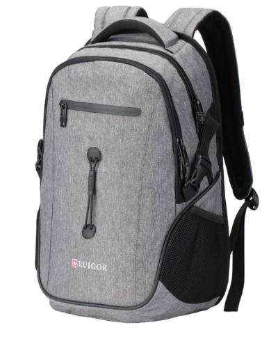 RUIGOR ACTIVE 65 Laptop Backpack Gray