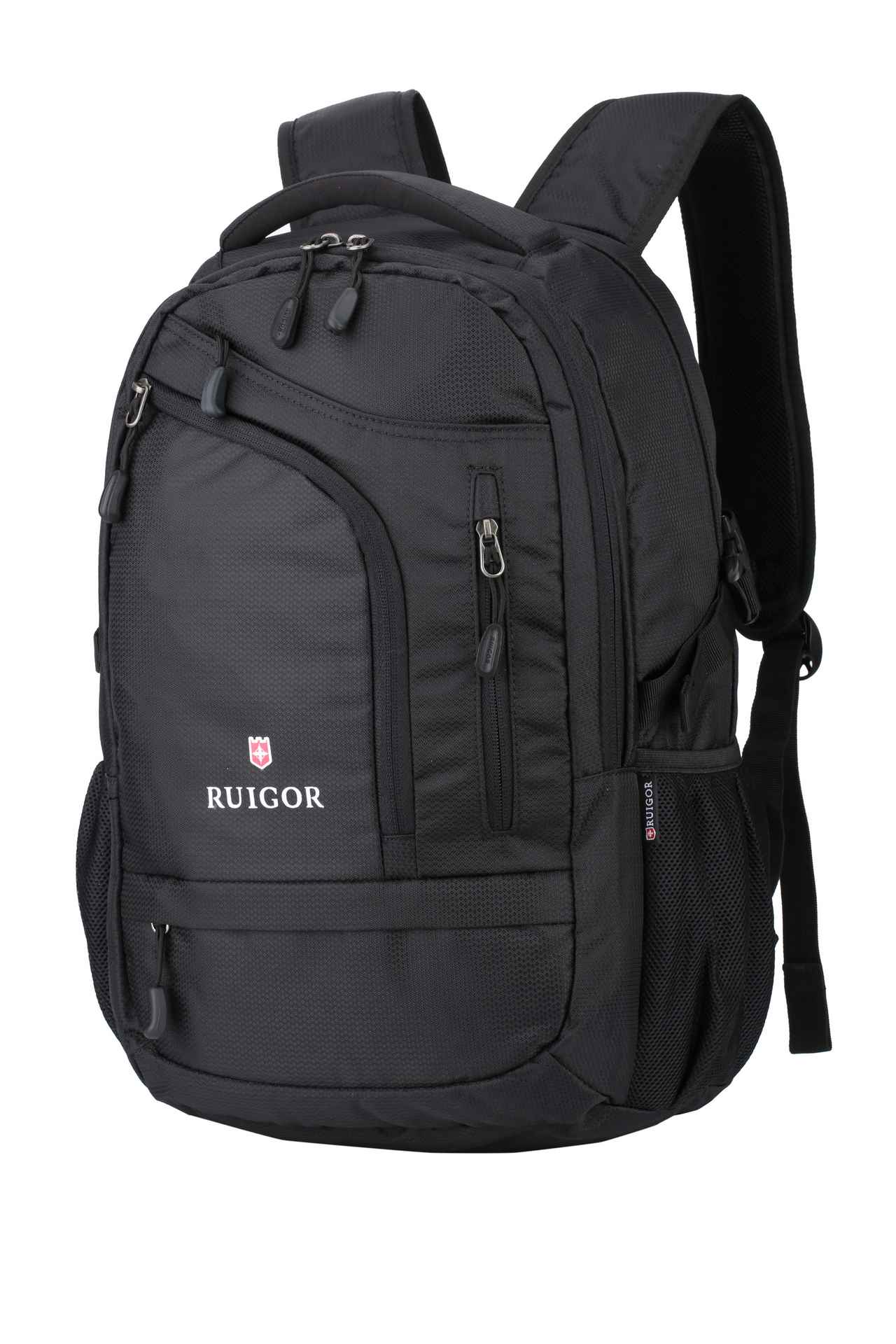 RUIGOR ACTIVE 66 Laptop Backpack Black
