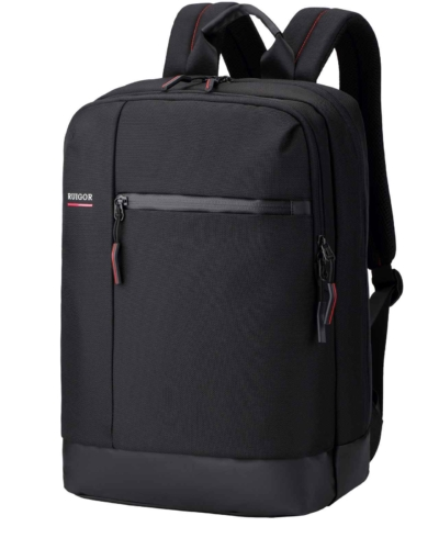 RUIGOR CITY 38 Laptop Backpack Black