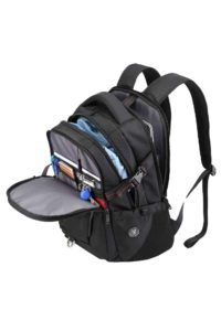 laptop backpack - Executive 26 open