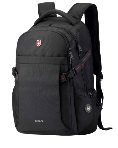 RUIGOR ICON 24 Laptop Backpack Black