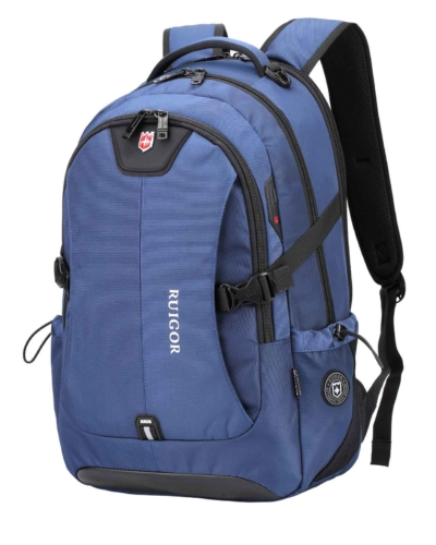 RUIGOR ICON 47 Laptop Rucksack Blau