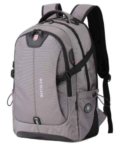 RUIGOR ICON  47 Laptop Backpack Grey