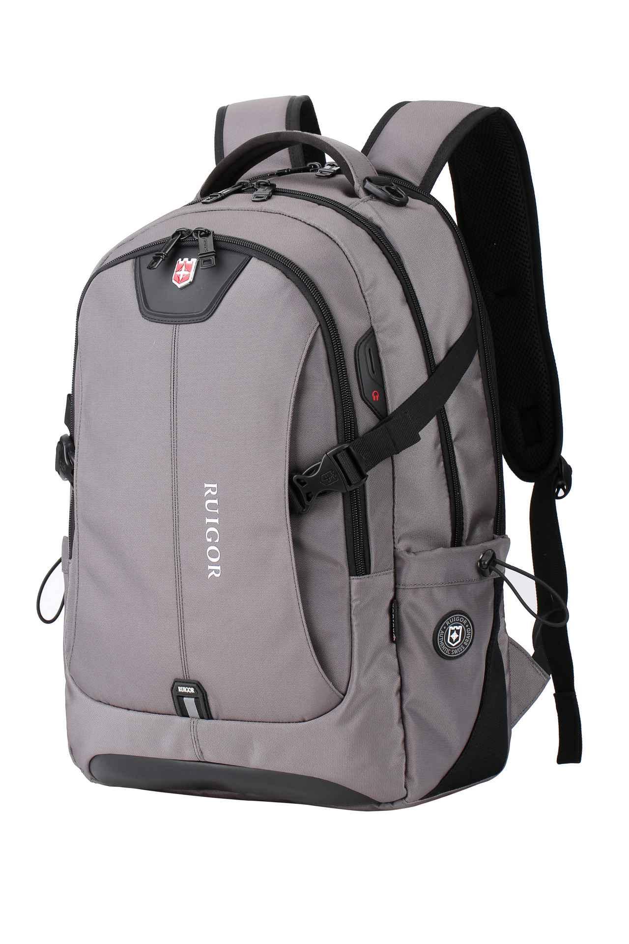 RUIGOR ICON  47 Laptop Backpack Grey