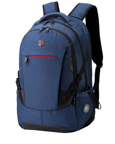 RUIGOR ICON 81 Laptop Rucksack Blau