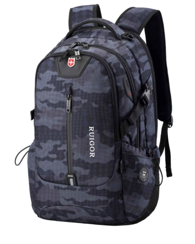 RUIGOR ICON 82 Laptop Camo Backpack