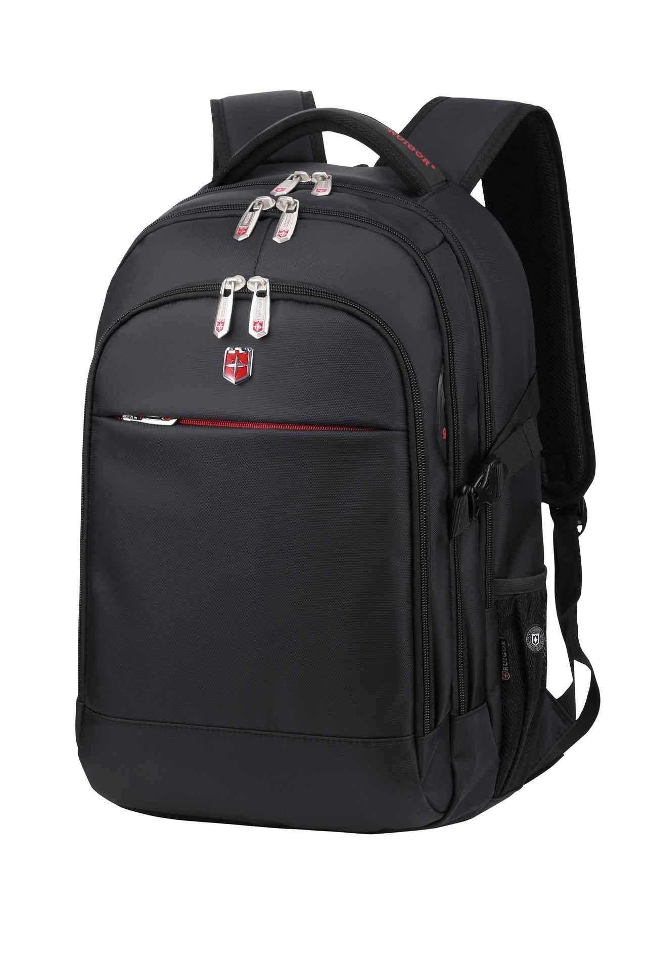 RUIGOR ICON 92 Laptop Backpack Black