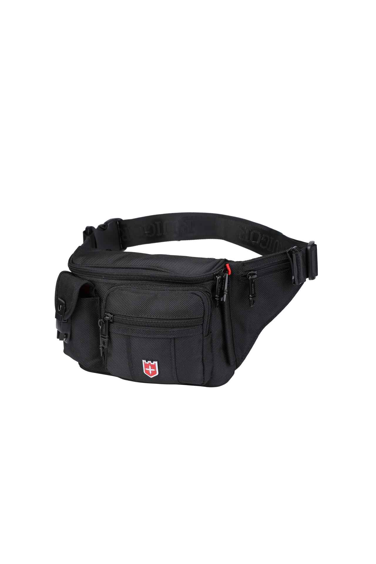 RUIGOR ICON 12 Waist Bag Black