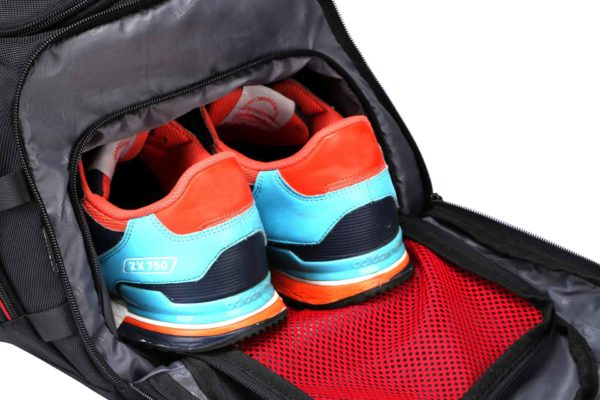 Ruigor Motion 07 Shoe Compartment
