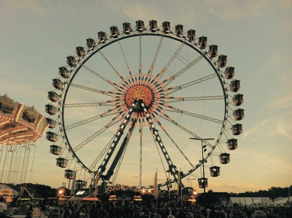 Oktoberfest Ferris Wheel