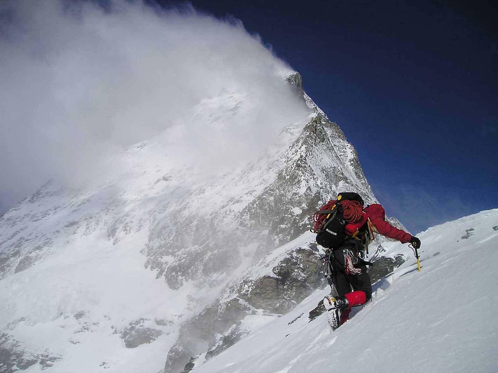 Matterhorn's Hörnli