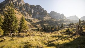 Autumn hikes in Switzerland - Brecca Valley and Schwarzsee