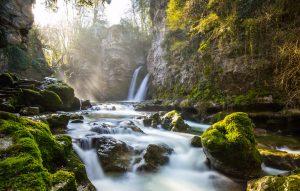 Waterfalls in Switzerland - Tine Conflens