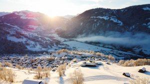 Winter hikes in Switzerland